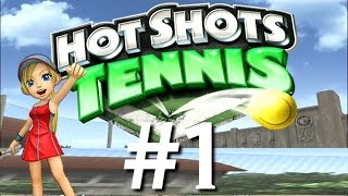 Hot Shots Tennis (PS2) - Part 1: Going in Blind!