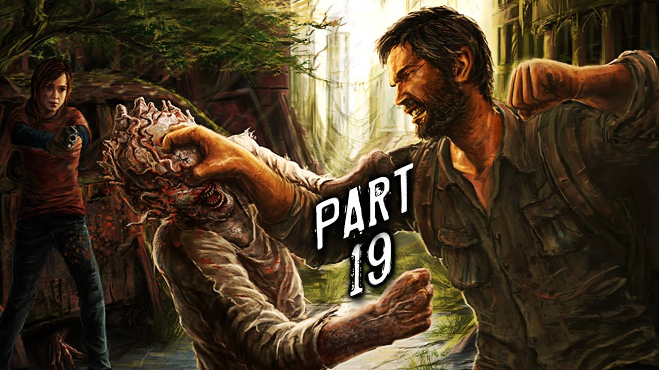 The Last Of Us Remastered Gameplay Walkthrough Part Under - The last of us remastered maps