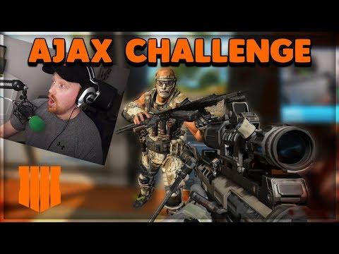 Getting AJAX -  BLACKOUT Black Ops 4 Battle Royale