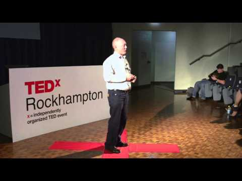 Inspiring The World About Soil and Plant Health: Mick Alexander at TEDxRockhampton