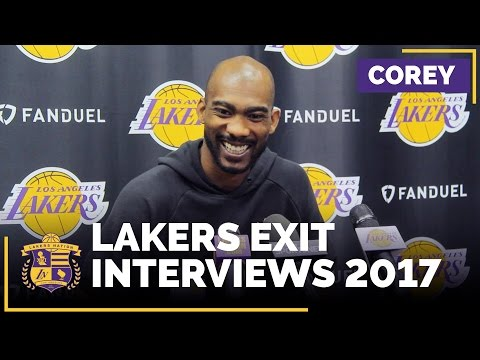 Corey Brewer Hopes To Be A Part Of Lakers Future,
