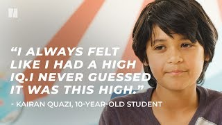 Meet 10-Year-Old College Student Kairan Quazi | Personal
