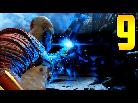"GOD OF WAR 4 - Part 9 ""INSIDE THE MOUNTAIN"" (Gameplay/Walkthrough)"
