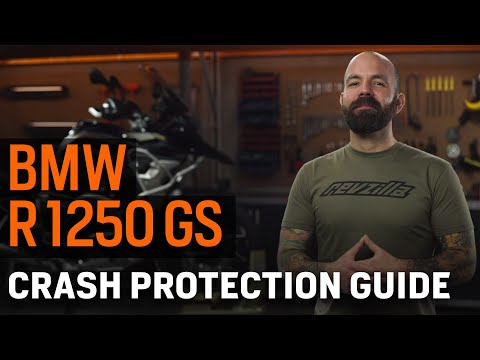 Thumbnail for BMW R 1250 GS Crash Protection Guide
