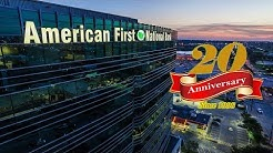 American First National Bank 20th Anniversary