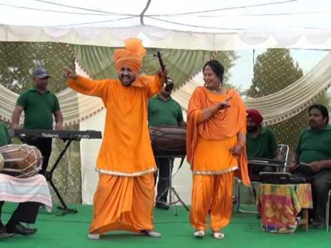 Kare Kalolan Sali - ਕਰੇ ਕਲੋਲਾਂ ਸਾਲ੍ਹੀ - (Hakam Bakhtari Wala & Daljit Kaur)