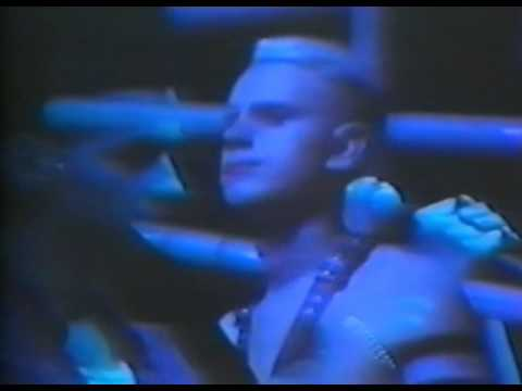 Depeche Mode Black Celebration interview MTV 1986