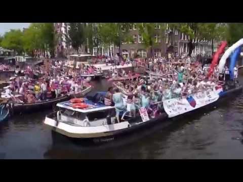 Canal Parade Amsterdam 2014