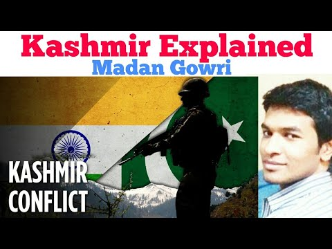 Kashmir Explained | Tamil | Madan Gowri | MG| Kashmir Issue Explained | Kashmir Conflict