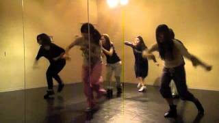 安室奈美恵ーsit-stay-wait-down ダンス クラス