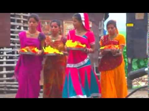 Pujan Kari Chala Maijagdamba Ke | Bhojpuri New Hit Mata Ki Bheinte | Vipul Bihari, Khushboo Uttam