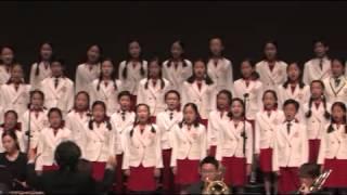 gloria - John Rutter  by 서울시소년소녀합창단