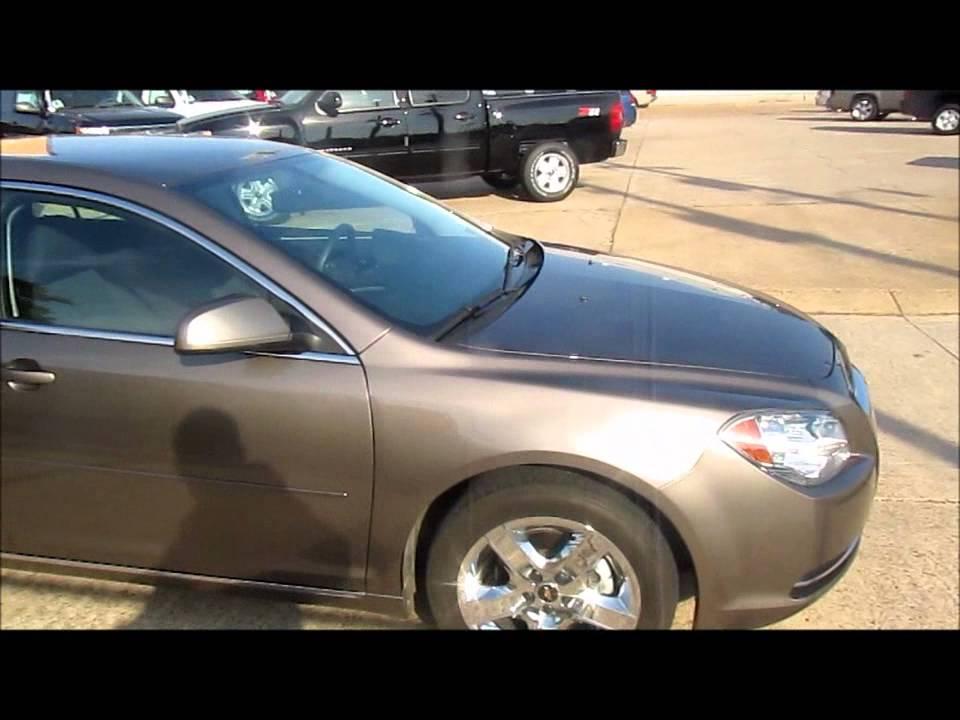 2010 Brown Chevrolet Malibu For Sale!