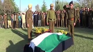 Video: SPO shot dead in Pulwama