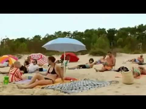 Прикол на пляже - Приколы 2015 - 2014 на видео