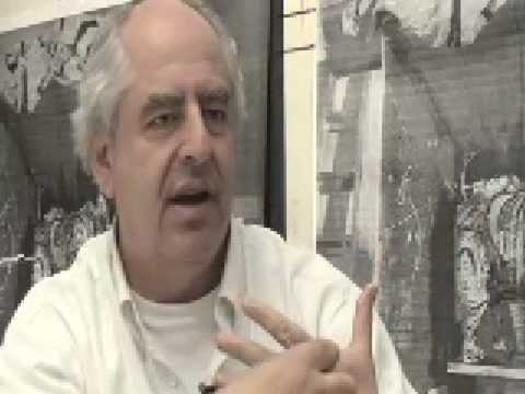 William Kentridge interview  -clip 1