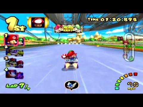 Mario Kart: Double Dash!! [46] GameCube Longplay