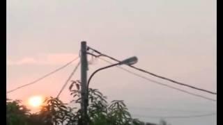 VIDEO SUARA GEMURUH MIRIP SUARA TEROMPET Terdengar di Langit Jakarta [Strange Trumpet Sounds ]