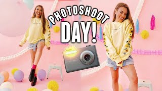 WHAT IT'S LIKE HAVING A PROFESSIONAL PHOTOSHOOT IN LA! All the secrets...
