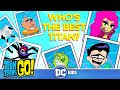 Top 5 Best Titans | Teen Titans Go! | DC Kids