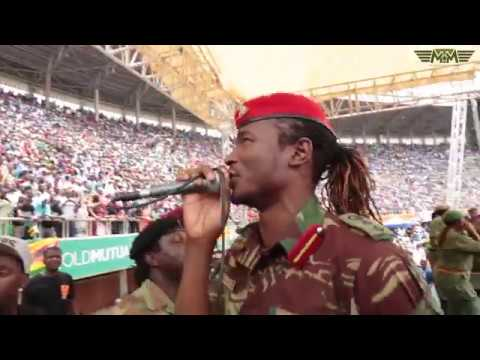 Jah Prayzah -Live At National Sports Stadium