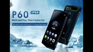 Poptel P60 - распаковка и первый взгляд (6/128GB 5000mAh NFC)