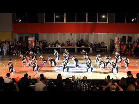 BREAK A LEG JUNIOR FORMATION 1st PLACE @ MACEDONIA OPEN