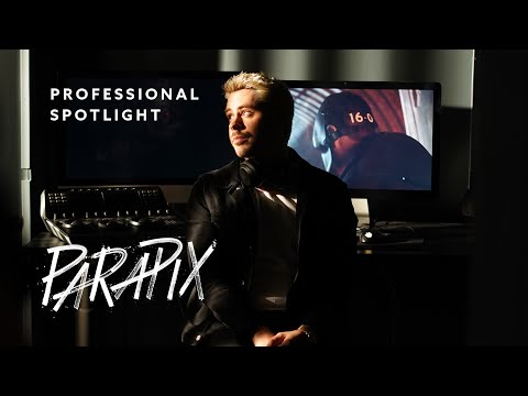 Meet an editor at Parapix - a film production agency disrupting time and space!
