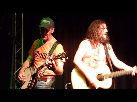 Hayseed Dixie : You Shook Me All Night Long @ Live Rooms, Chester 8/10/2015
