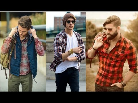 Flannel Outfit Ideas For Men Flannel Shirt Style Youtube