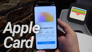 How To Get Apple Card Now!