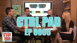 Episode 6 - Nintendo Switch Lite, Mistakes, Video Game TV Shows, Trying Games