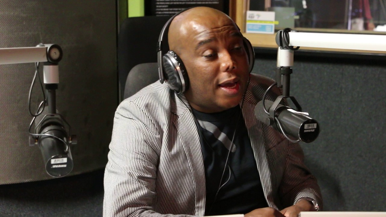 The legendary Msizi Shembe talks about his new show that debuts this Sunday  SUNDAY SOUL THERAPY