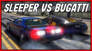 GTA 5 Roleplay - Sleeper Car 'DESTROYS' Buggati Super Sport | RedlineRP #810