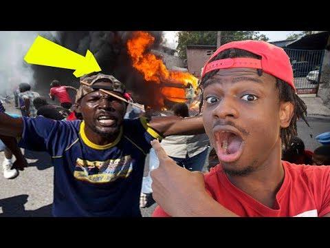 Eli Creole Leve Defi A Li Al Haiti