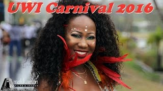 UWI Carnival Jump Up 2016 in Barbados