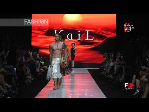 """KAIL by DENADA"" Jakarta Fashion Week 2014 HD by FashionChannel"