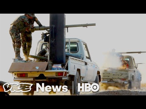 Victory in Mosul & Trump Taj Mahal: VICE News Tonight Full Episode (HBO)