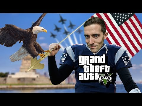 Testosterone Zone - GTA 5 Funny Moments