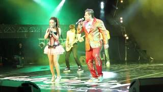 Human Place feat. MC Mike - The Mole Girl @ Eurovision Moldova 2012 live