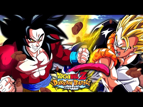 THE MOST HYPE DBZ DOKKAN BATTLE RACE ON YOUTUBE! w/The Gaming Claw