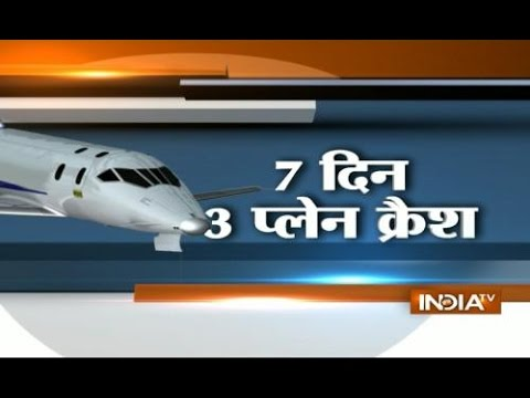 India TV Special: 7 days 3 plane crash in different countries