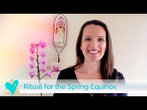 Ritual for the Spring Equinox in the Southern Hemisphere