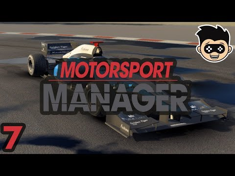 Motorsport Manager | episode 7 - PIT CREW PRACTICE | Custom Team - Motorsport Manager Let's Play