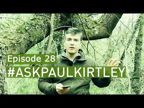 Finding Flint, Managing Fires Overnight and The Best Matches | #AskPaulKirtley Ep. 28