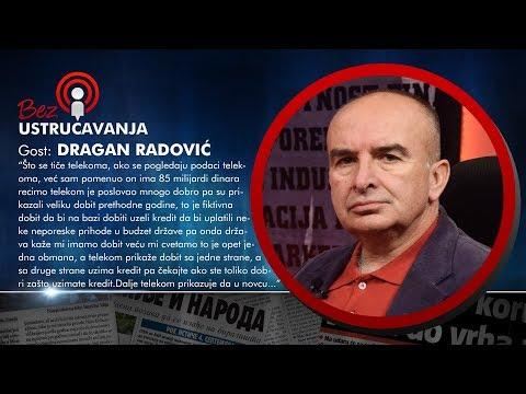 BEZ USTRUČAVANJA - Dragan Radović: Kriminalna banda hara Srbijom i to sa izvršiteljima!