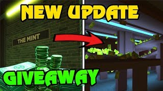 🔴 JOIN FOR FREE SOCCER RIM!! | NEW ROBBERY | FREE ROBUX Giveaway | Roblox Jailbreak Live!