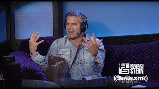 Andy Cohen Ranks The Men Of The Howard Stern Show