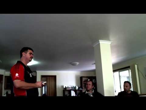 Adelaide Mini 2014 - Raspberry Pi / Falcon Pi Player