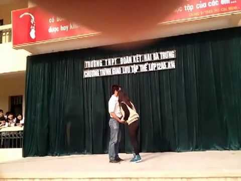 dance cover 12a14, 12a5 THPT Đoàn Kết-Hai Bà Trưng